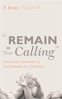"""""""Remain in Your Calling"""""""