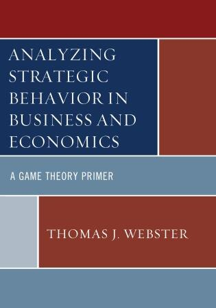 strategic behaviour in business and economics