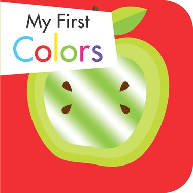My First Colors by Holly Brook-Piper