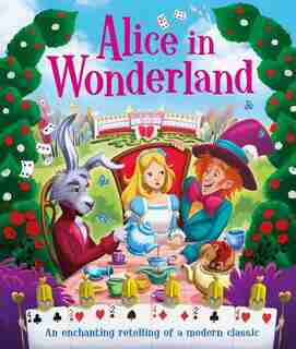 STORYTIME CLASSICS ALICE IN WONDERLAND by IglooBooks