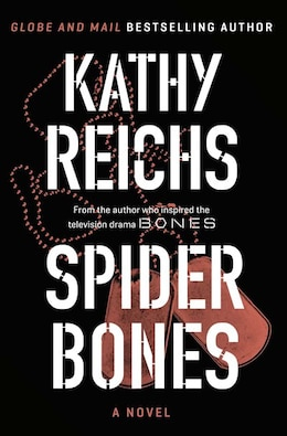 Book Spider Bones: A Novel by Kathy Reichs