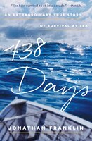 Book 438 Days: An Extraordinary True Story of Survival at Sea by Jonathan Franklin