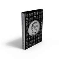 Amazing Fantastic Incredible Deluxe, Slipcase, Signed Edition: A Marvelous Memoir