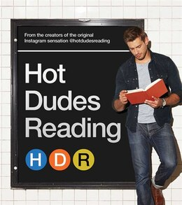 Book Hot Dudes Reading by Hot Dudes Reading