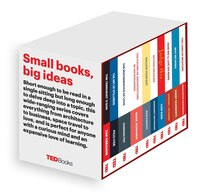 TED Books Box Set: The Completist: The Terrorist's Son, The Mathematics of Love, The Art of…