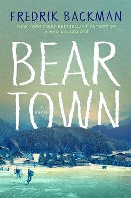 Book Beartown by Fredrik Backman
