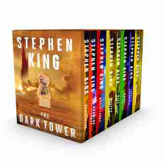 The Dark Tower 8-Book Boxed Set by Stephen King