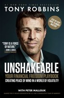 Book Unshakeable: Your Financial Freedom Playbook by Tony Robbins