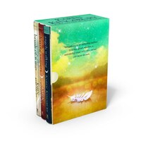 Angels Walking Box Set: Angels Walking, Chasing Sunsets, and Brush of Wings