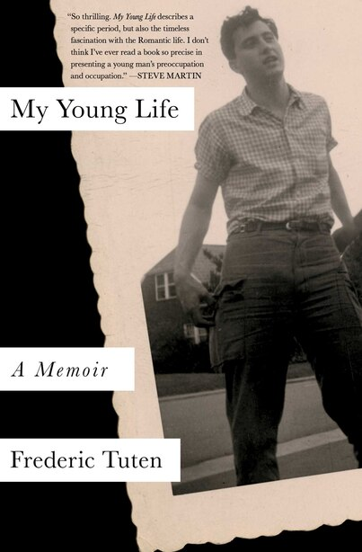 My Young Life: A Novel by Frederic Tuten