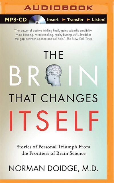 the brain that changes itself The brain that changes itself stories of personal triumph from the frontiers of brain science by norman doidge, md 427 pages $2495 viking in bookstores, the science aisle generally lies well away from the self-help section, with hard reality on one set of shelves and wishful.