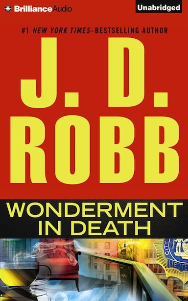 Wonderment in Death by J. D. Robb