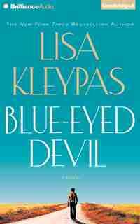 Blue-eyed Devil: A Novel by Lisa Kleypas
