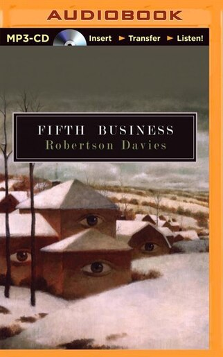 guilt in robertson davies fifth business essay