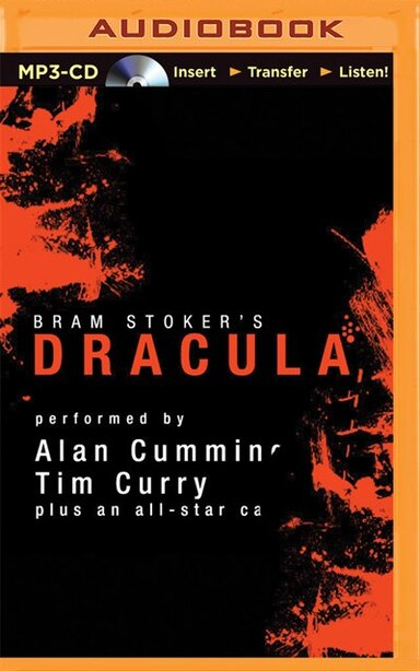 Dracula [audible Edition] by Bram Stoker