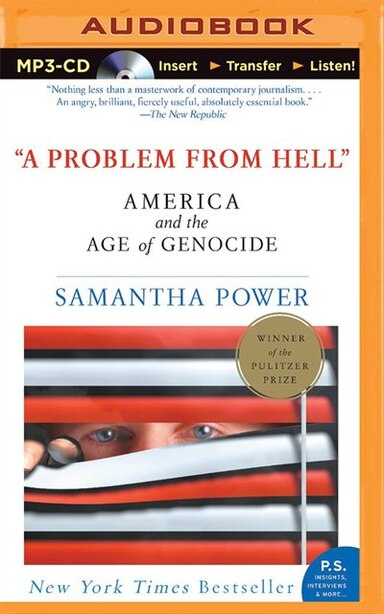 A Problem From Hell: America And The Age Of Genocide de Samantha Power