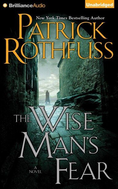 The Wise Man's Fear (plus Bonus Digital Copy Of The Name Of The Wind) by Patrick Rothfuss