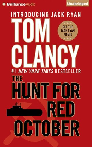 an analysis of the movie adaptation the hunt for red october by tom clancy