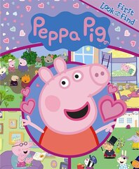 MY 1ST LOOK & FIND PEPPA PIG