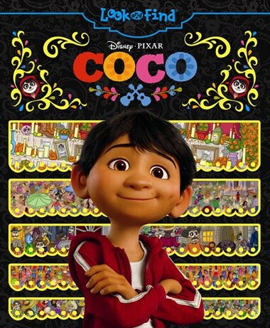 LOOK & FIND COCO by Na