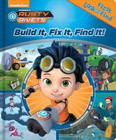MY 1ST LOOK & FIND RUSTY RIVETS