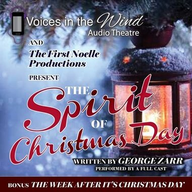 The Spirit Of Christmas Day by George Zarr