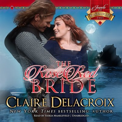 The Rose Red Bride by Claire Delacroix