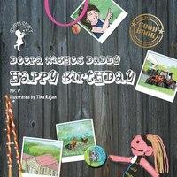 Deepa Wishes Daddy Happy Birthday