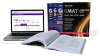 Book GMAT Complete 2017: The Ultimate in Comprehensive Self-Study for GMAT (Online + Book + Videos +… by Kaplan