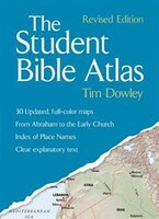 STUDENT BIBLE ATLAS REVISED ED