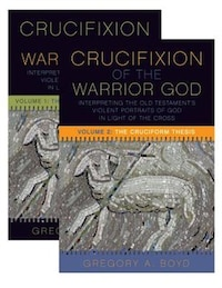 The CRUCIFIXION OF THE WARRIOR GOD VOL.1 and 2: Volumes 1  and  2
