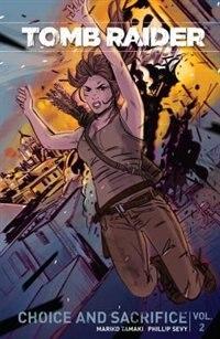 Tomb Raider Volume 2 (2017)