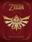 Book The Legend Of Zelda: Art & Artifacts by Nintendo
