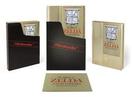 Book The Legend Of Zelda Encyclopedia Deluxe Edition by Nintendo