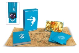Book The Legend Of Zelda: Breath Of The Wild-creating A Champion Hero's Edition by Nintendo