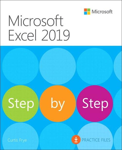 Microsoft Excel 2019 Step by Step de Curtis Frye