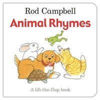 Animal Rhymes: A Lift-the-flap Book