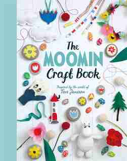 The Moomin Craft Book by Tove Jansson