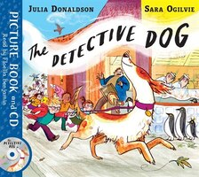The Detective Dog: Book And Cd