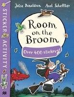 Room On The Broom Sticker Activity Book