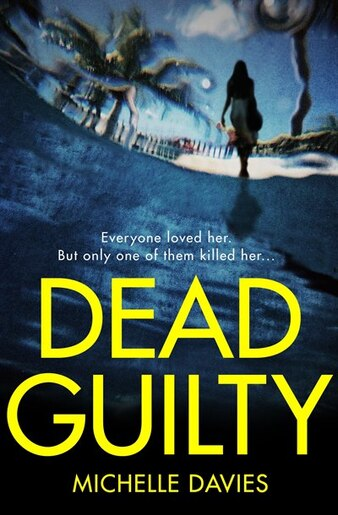 Dead Guilty (dc Maggie Neville #4) by Michelle Davies