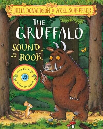 The Gruffalo Press-the-page Sound Book by Julia Donaldson