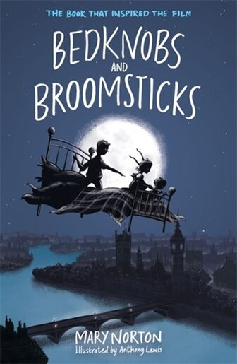 Bedknobs And Broomsticks Book By Mary Norton Paperback Chapters