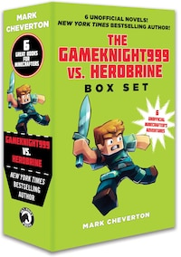 The Gameknight999 vs. Herobrine Box Set: Six Unofficial Minecrafter's Adventures