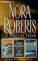 Nora Roberts Cd Collection 4: River's End, Remember When, And Angels Fall
