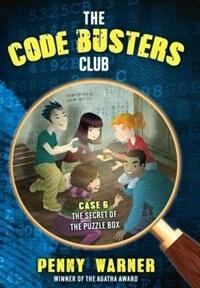 Cobu 6: Secret Of Puzzle Box (hardback)
