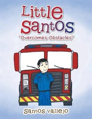 """Little Santos """"Overcomes Obstacles"""" by Santos Vallejo"""