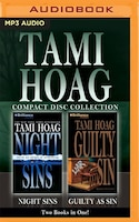 Tami Hoag - Deer Lake Series: Books 1 & 2: Night Sins, Guilty As Sin