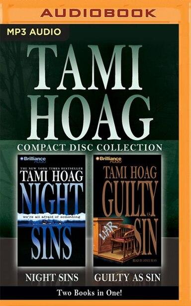 Tami Hoag - Deer Lake Series: Books 1 & 2: Night Sins, Guilty As Sin by Tami Hoag