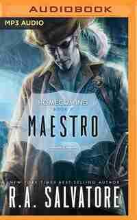 Maestro by R. A. Salvatore